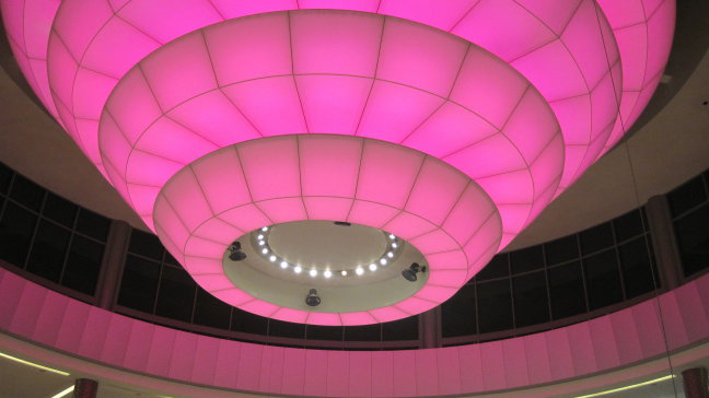 Lightdome in Dubai Mall