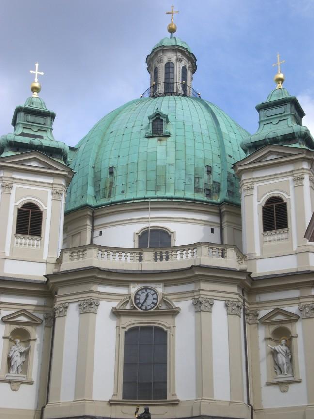 Éen van de vele schitterende gebouwen!
