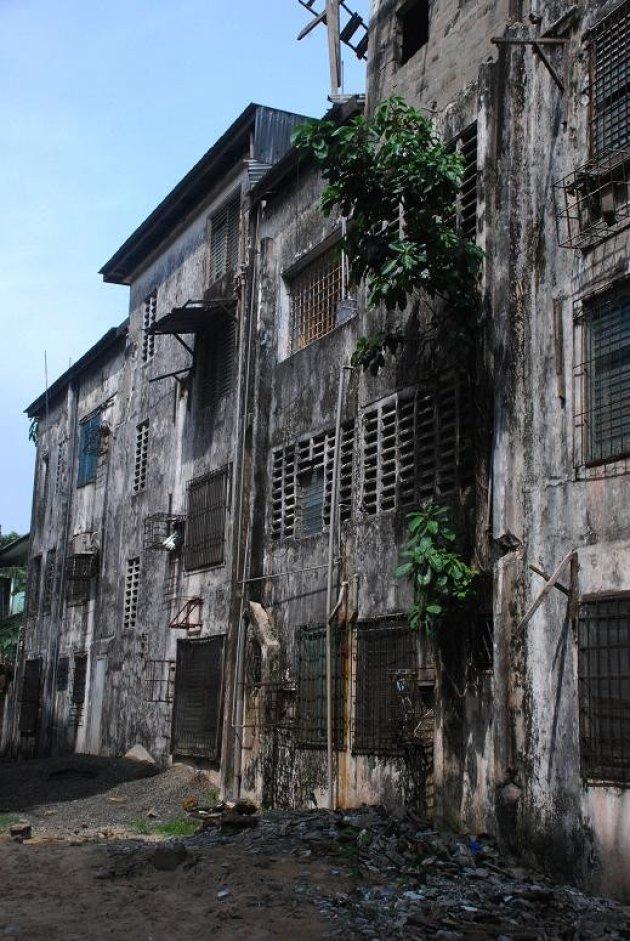 Monrovia, de gevolgen