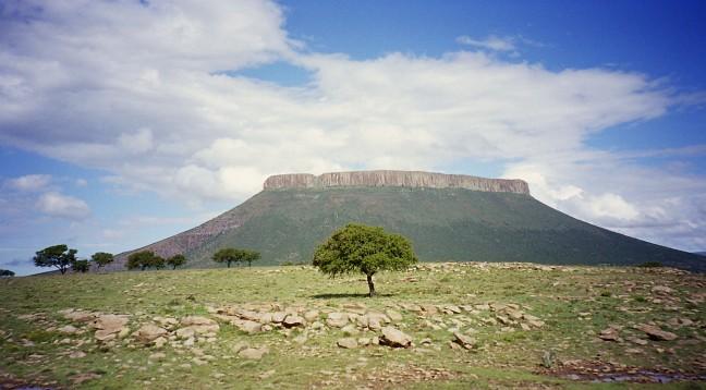 Ntabethemba ( berg van de hoop)