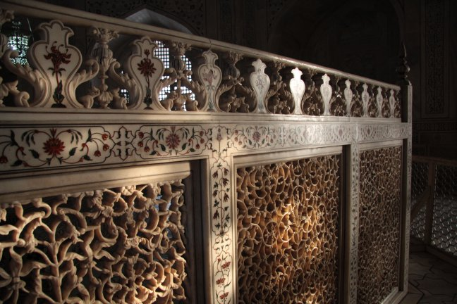 interieur Tai Mahal