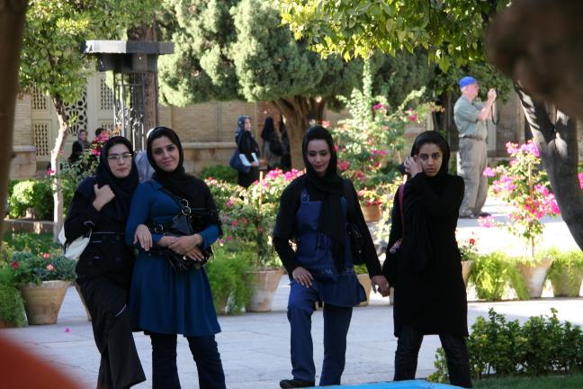 Meiden van Iran