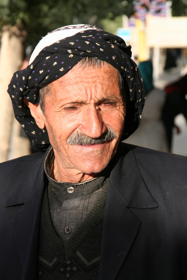 Man in Takab