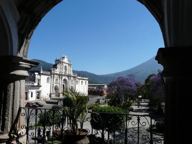 Kathedraal van Antigua