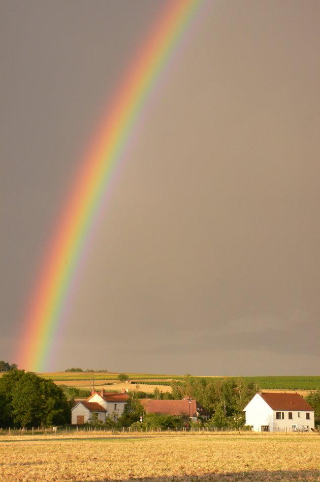 regenboogje
