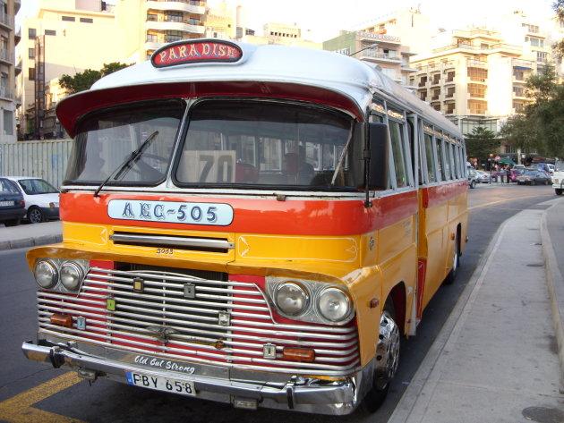 kenmerkende bussen