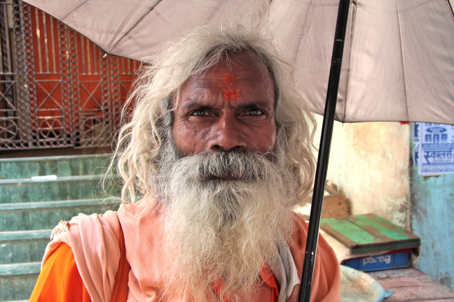Pelgrim Varanasi