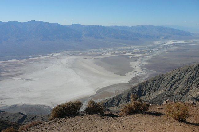 Dantes View_Death Valley