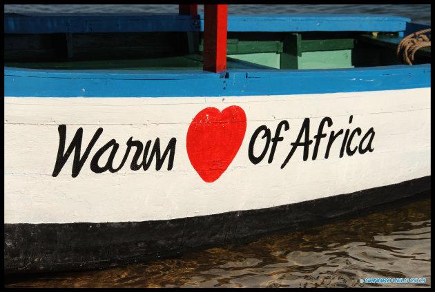 warm hart of africa