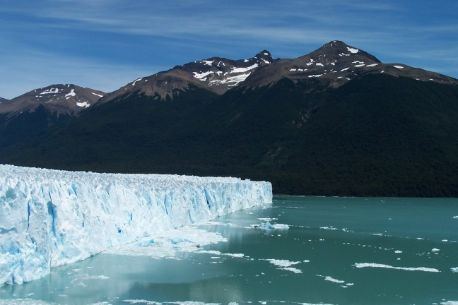 De prachtige Perito Moreno, Los Glaciares