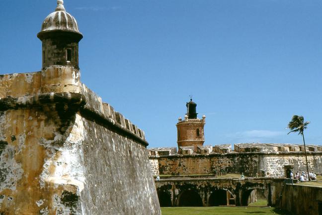El Morro San Felipe Castle
