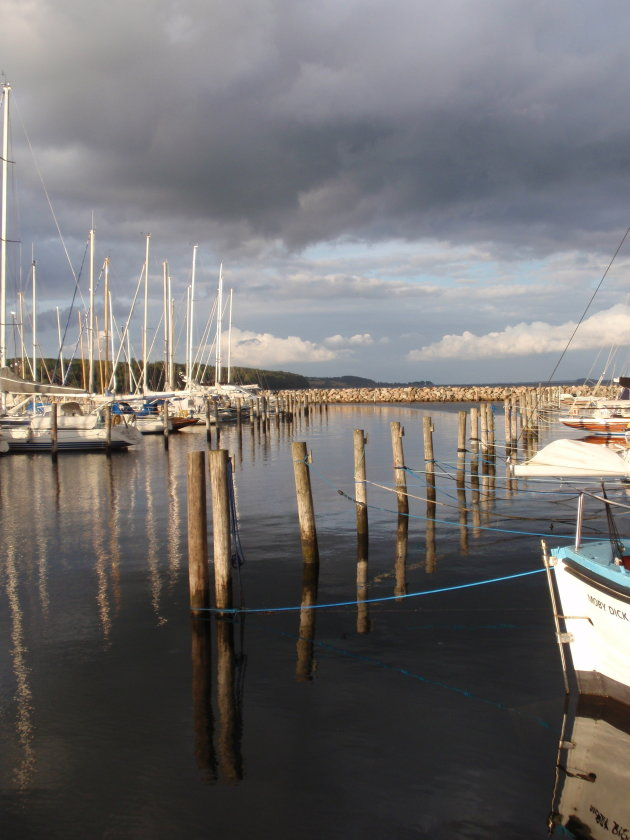 Haven in Aabenraa
