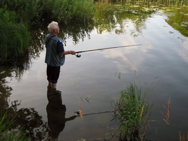 Een vissertje