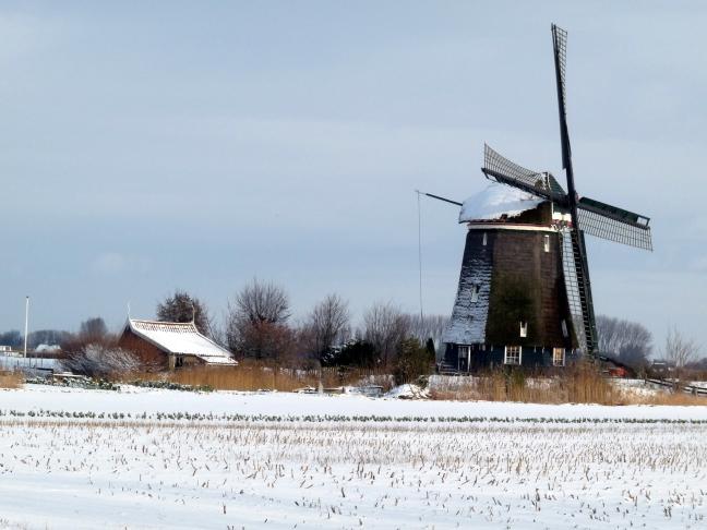 Winter in Nederland!