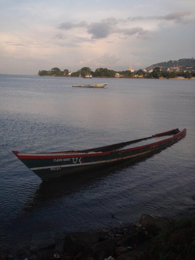 Marine van Sierra Leonne