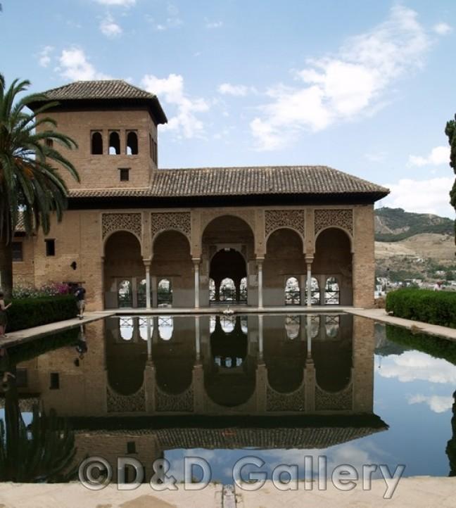 Alhambra - Torre de las Damas - D&D Gallery