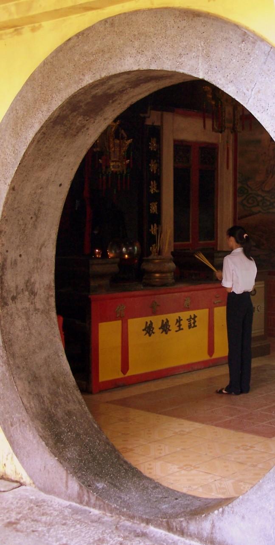 Ông B?n Temple Saigon
