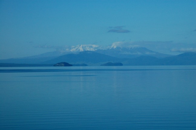 Vulkanen Taupo
