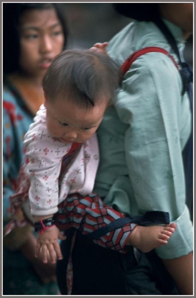 baby in Hong-Kong
