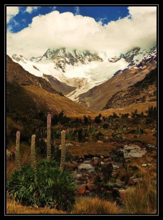 Huascaran Nationaal park