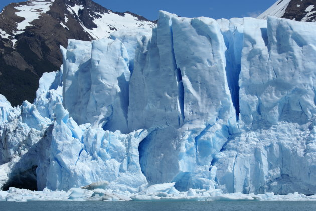 Perito Moreno vanaf Lago Argentino