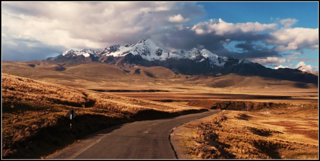 Richting Huaraz
