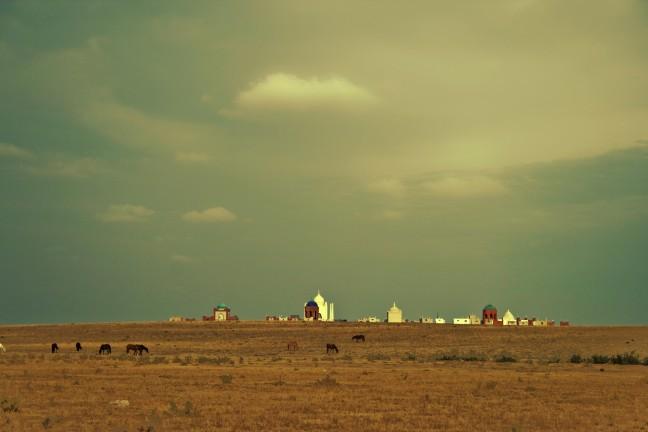 Kazachse Begraafplaats
