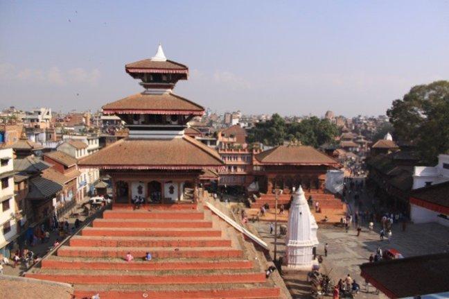 Kathmandu 'Durbar Square'