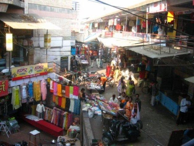 Jalgaon winkelcentrum