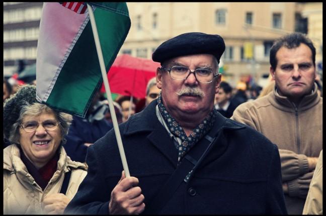 Protest! / Boedapest