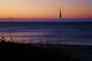 zonsopkomst Emerald isle
