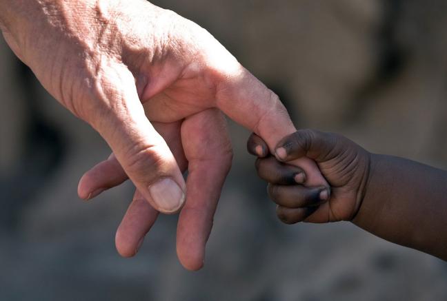 Simple humanity...