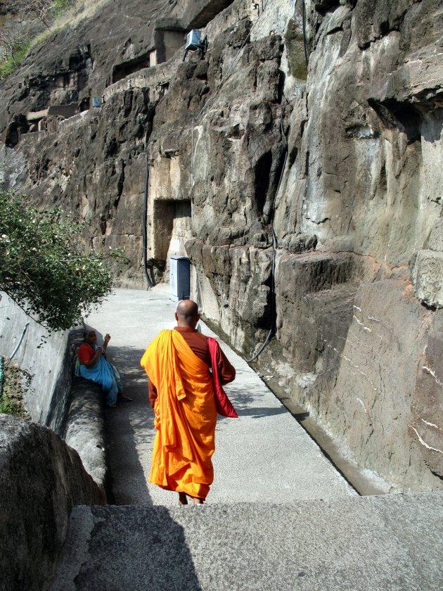 Ajanta-monnik