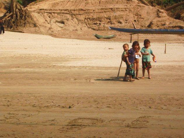 lokale bevolking van Laos