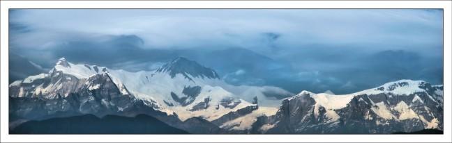 Annapurna massief