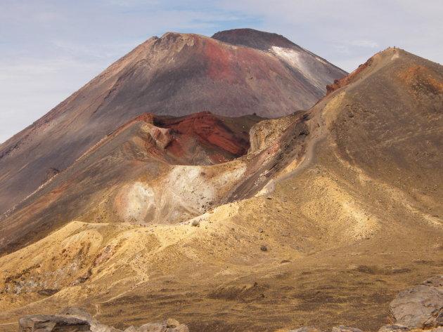 Vulcanisch landschap