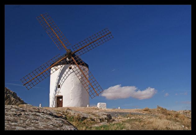 Windmolen van La Mancha