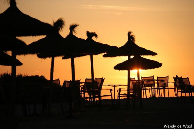 paraSOLs (zonsopkomst bij Punta de n'Amer