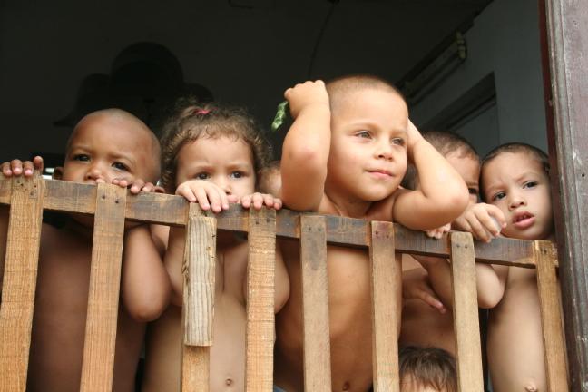 Kinderopvang in Camaquey
