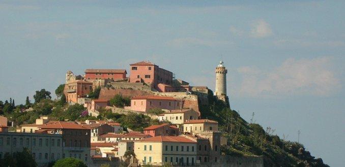 portoferraio- eiland Elba