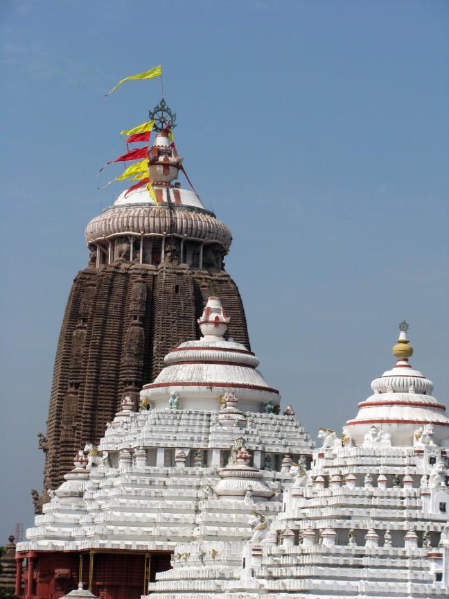 Jagannath tempel