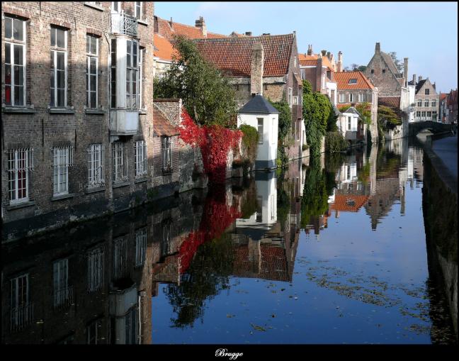 Brugge op haar mooist