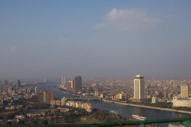 Cairo van boven