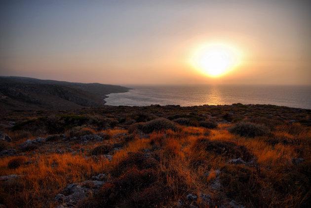 Sundown Kythira