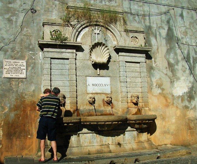 Fontana Garibaldi
