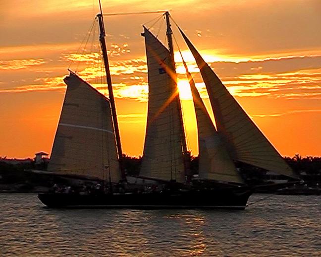 Sailing  !!