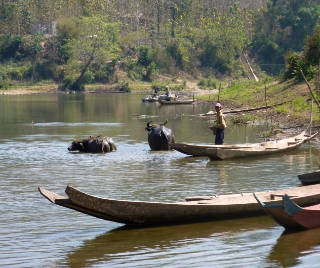 De Nam Khan rivier