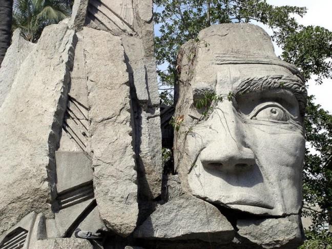 Stadsbeeld Santiago