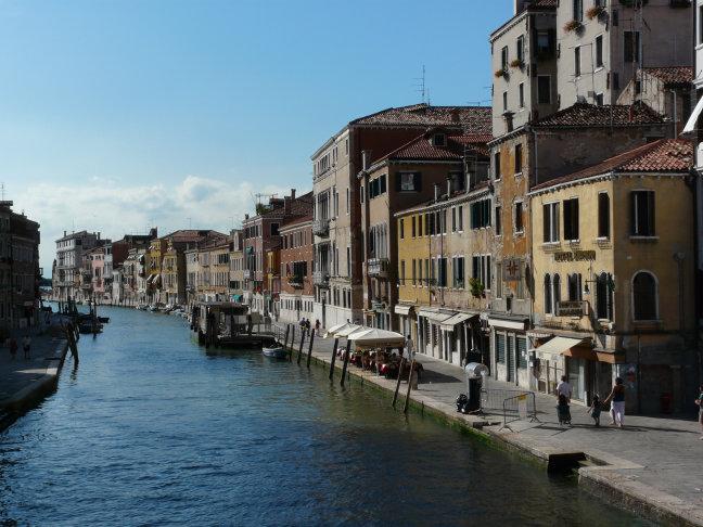 Kleurrijk Venetië