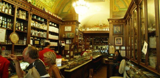 Chocola, chocola en chocola in Perugia